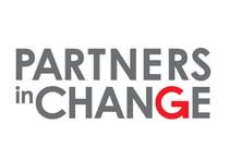 Partners in Change logo