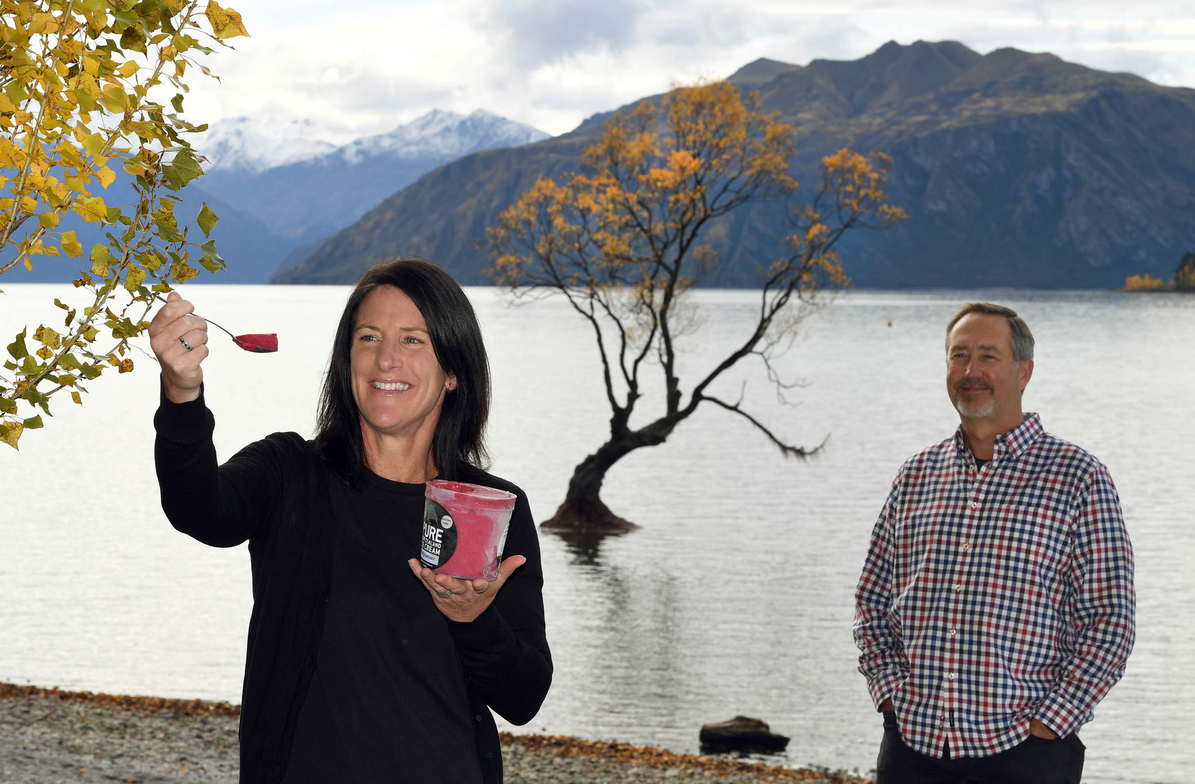 pure nz ice cream business mentors new zealand